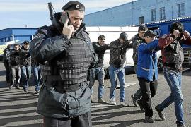 Las tensiones étnicas entre rusos e inmigrantes se disparan en Moscú