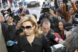 El juez mantiene las fianzas penal y civil impuestas a Munar por el 'caso Maquillaje'