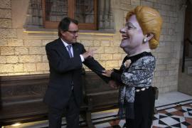 Mas avisa a Rajoy de que lo que está en juego no es un intercambio de cromos
