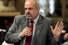 Moragues declarará el 13 de noviembre por el presunto fraude en la contrata de Marivent