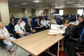 Condenas de entre 1 año y 3 años y 8 meses para los nueve acusados del 'caso Dobles Ventas'