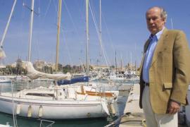 Fallece Jaime Enseñat, uno de los grandes impulsores de la vela balear