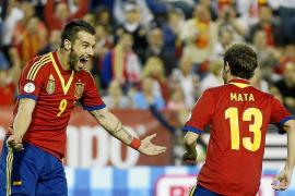 España obtiene el pasaporte para Brasil
