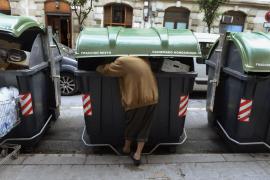 El 18,5% de la población de Baleares está por debajo  del umbral de pobreza