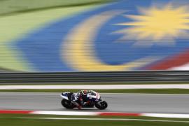 Lorenzo: «En Sepang acabé peor de lo que esperaba, pero ya es pasado»