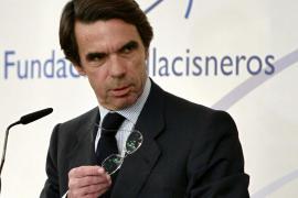 """Aznar explica """"El compromiso del poder"""" en su segundo volumen de memorias"""