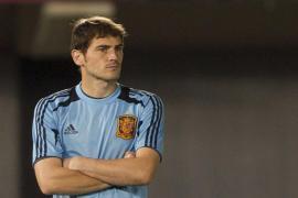 Casillas: «Si en tres meses la situación no cambia, pensaría en irme»