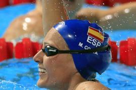 Mireia Belmonte y Melanie Costa, oro y plata en los 800 libres de Dubai