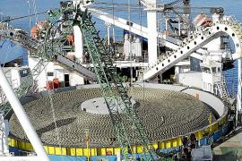 UGT y CCOO  se oponen a que se instale un segundo cable eléctrico
