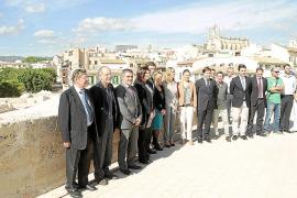 Isern pide dinero a Madrid para terminar el Baluard del Príncep