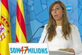 El exministro Pimentel es el padre del hijo de Alicia Sánchez-Camacho