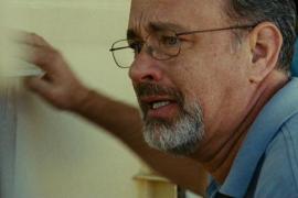 Tom Hanks, actor, en Capitán Phillips