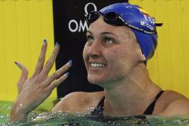 Melanie Costa logra el oro en 400 libres
