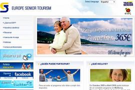 Balears se queda sin programa de turismo senior europeo por falta de financiación estatal