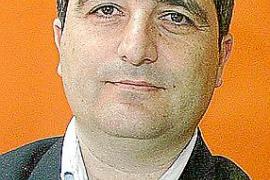PALMA. POLITICOS. ANTONI ALORDA , PARLAMENTARIO DEL PSM