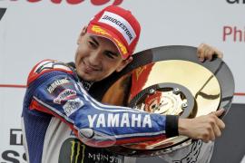 Lorenzo: «Hemos tenido suerte de que Marc cometiera ese error»