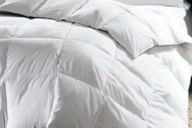 La exposición a edredones y almohadas de plumas puede causar fibrosis pulmonar idiopática
