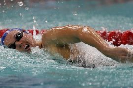 Melani Costa se cuelga el oro en los 400 metros libre