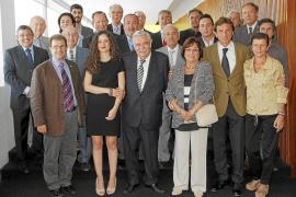 Sentido homenaje a Paulí Buchens en la entrega del premio que lleva su nombre