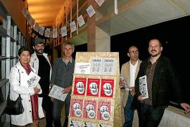 Presentación de Comics Meeting Artist's Books. Mediterranean Cruise