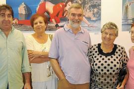 Exposición de fotografías en el Club Pollença
