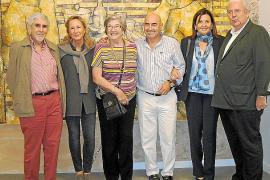 Joan Bennàssar expone sus obras en el casal Ca'n Garau de Sencelles