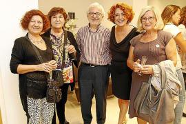 Inauguración de la peluquería Montse Boix en Blanquerna