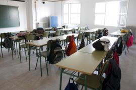 El profesorado que esté de servicios mínimos el 24-O en Balears tendrá que dar clase