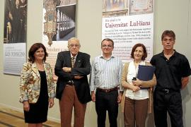 'Sempre endavant' revisa la vida y la obra de Juníper Serra en La Misericòrdia