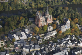 La millonaria mansión del obispo Franz-Peter Tebartz-van Elst.