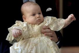 Bautizo de Jorge de Inglaterra