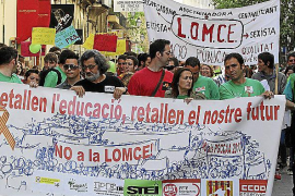 La huelga educativa de hoy, rodeada por la polémica sobre los servicios mínimos