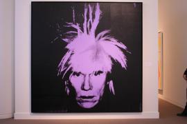Obras de Warhol y Rothko se venden por más de 25 millones de euros
