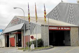 Asima quiere que el antiguo Parque de Bomberos de Palma sea para un proyecto social