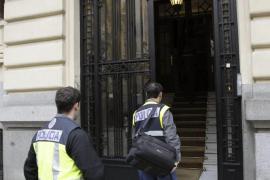 El detenido por retener a la familia de Bárcenas declarará mañana ante el juez