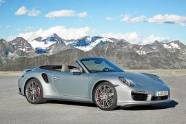 Porsche 911 Turbo / Turbo S Cabriolet