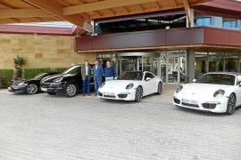 Jornada de pruebas con Centro Porsche Baleares