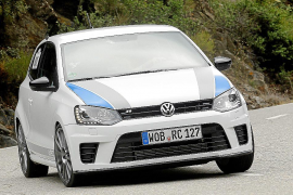 Llegan a España los primeros Polo R WRC