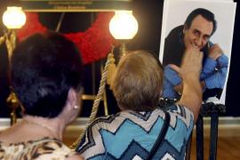 Cariñosa despedida a Manolo Escobar en Benidorm