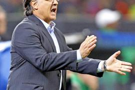 El 'Clásico', una prueba de fuego para Tata Martino y Carlo Ancelotti