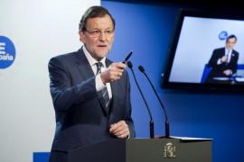 RUEDA DE PRENSA DE MARIANO RAJOY TRAS EL CONSEJO EUROPEO