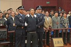 Bo Xilai cumplirá cadena perpetua tras ser rechazada su apelación