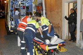Herido grave un inglés que cayó a un patio interior desde un edificio de Palma