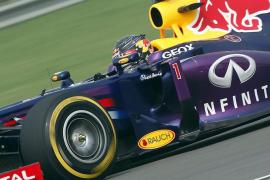 Vettel consigue una nueva pole en la India, donde Alonso partirá octavo