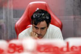 Fernando Alonso cree «casi imposible» que Vettel no gane el título este domingo
