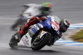 Lorenzo: «Una carrera sobre mojado  sería mejor para el campeonato»