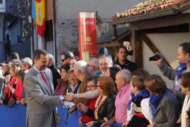 El Príncipe: «Esa España desmoralizada de la que se nos habla no es la España verdadera»