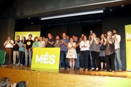 Més se presenta como «la izquierda del país» y se ofrece a liderar «el tercer Pacte de Progrés»