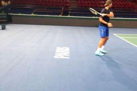 Nadal y Djokovic, un duelo de lujo en el cartel de París-Bercy