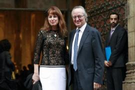 Pablo Lara y Anna Brufau se casan en Barcelona